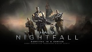 Halo: Nightfall Feature Film Trailer