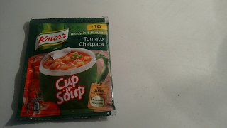 knorr Soup |tomato chatpata|-instant soup