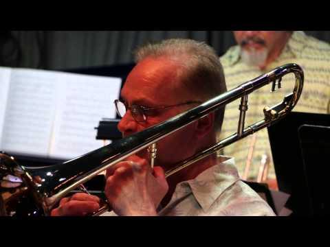 Michael Treni Big Band plays Speak Low by Scott Reeves