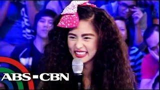 Repeat youtube video Vice Ganda meets 'Sandy Veloso'