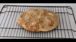 [very Simple] How To Make A Easy Focaccia
