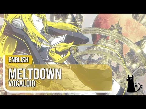 【なつう�】Meltdown ENGLISH/Piano ver. を 歌ってみた【Lizz Robinett】