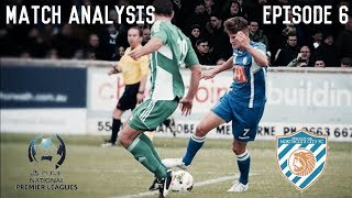 Match Performance Analysis Episode 6 | Keeping Possession | Right/Left Wingback Blue #7