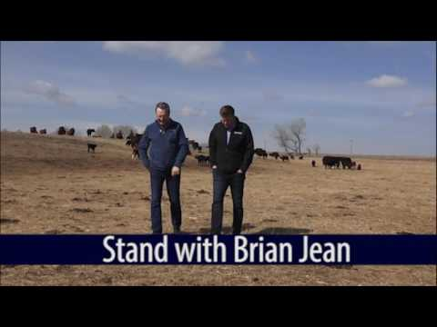 Stand with Brian Jean