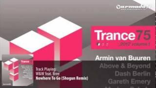 W&W feat. Bree - Nowhere To Go (Shogun Remix)