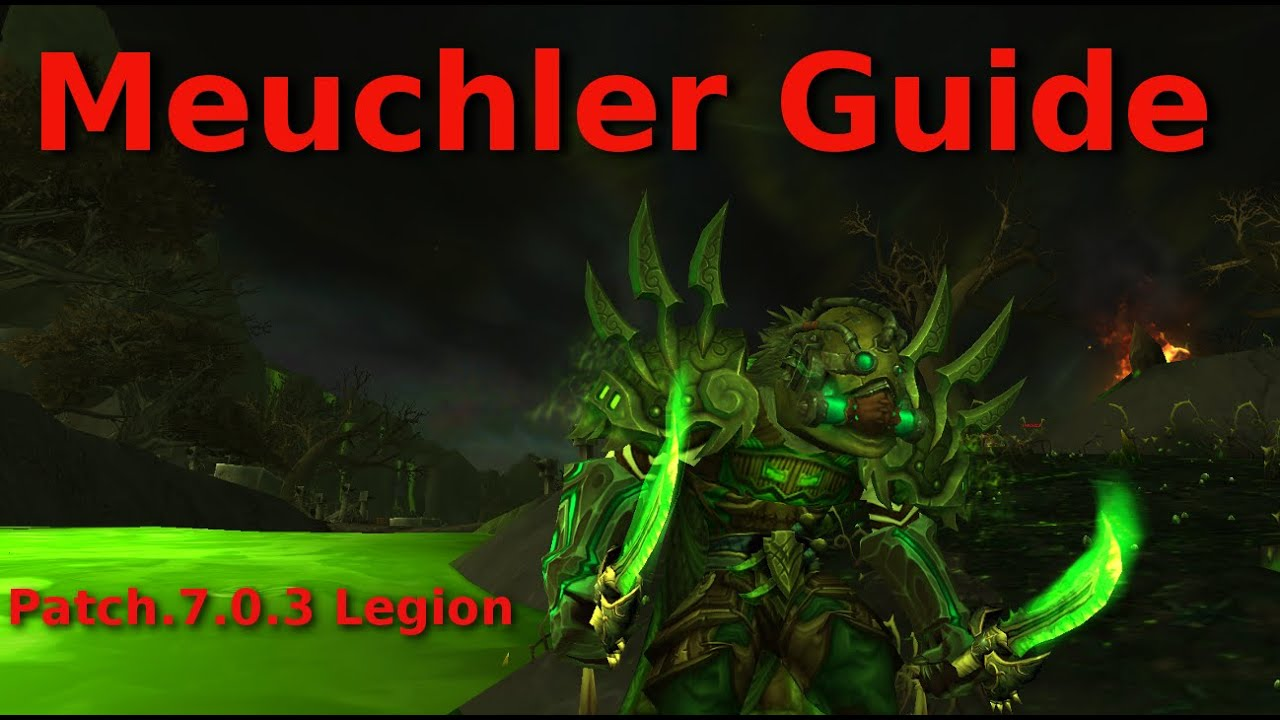 schurken guide legion