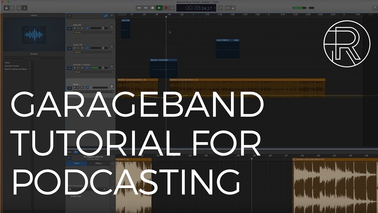 11 Tips for Podcasting with GarageBand | 2018 Podcast Tutorial Video