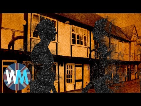 Top 10 SCARIEST Haunted Pubs in Britain