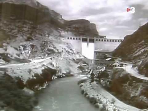 """TN Comarques: """"50 anys del Pantà d'Oliana"""" -  19/11/2009 - TV3"""