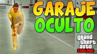 El Garaje Oculto - GTA V Online 1.13 Curiosidades y Misterios GTA 5 Online 1.13