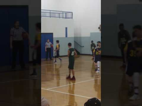 Urban community school 7th grade boys game