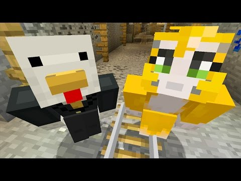 Minecraft Xbox - Hide And Seek Challenge - Battle Mini-Game
