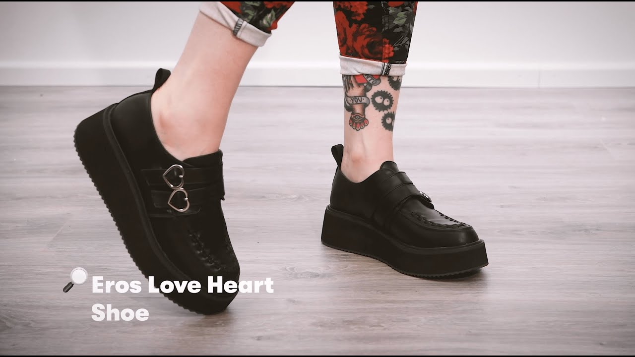 Eros Love Heart Platform Shoes Try On Review Koi Footwear Youtube See more of koi footwear on facebook. eros love heart platform shoes try on review koi footwear