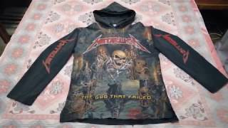 $ 66000 For the unique collectible Hoodie MetallicA