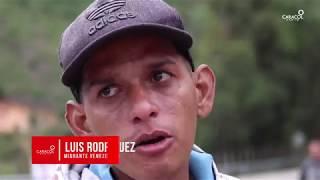 Caminantes Venezolanos: Carreteras