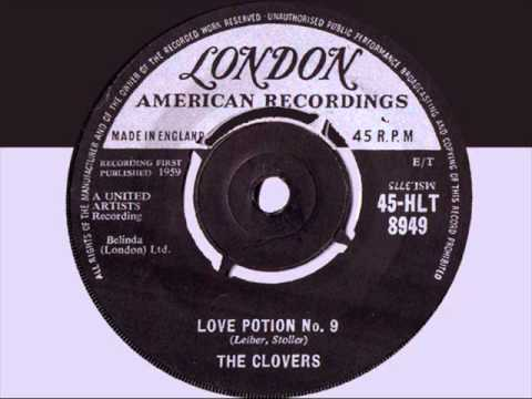 THE CLOVERS Love potion No9.wmv
