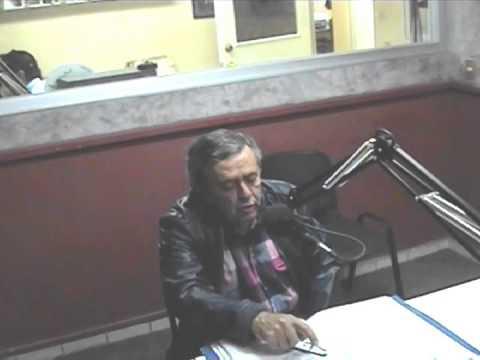 Adrián Montenegro en Radio Universidad de Occidente-4ta parte