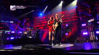 Garbage - #1 Crush - MTV World Stage Monterrey 2012 [HD]
