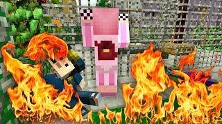 😱 Моя Собака ПОГИБЛА?.. - Зомби апокалипсис в Майнкрафт! (Minecraft - Сериал)