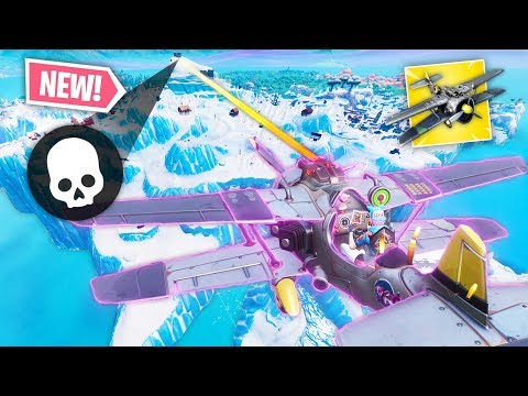 *NEW* STORMWING PLANE BEST PLAYS! (SEASON 7) | Fortnite Best Moments #90 (Funny Fails & WTF Moments) thumbnail