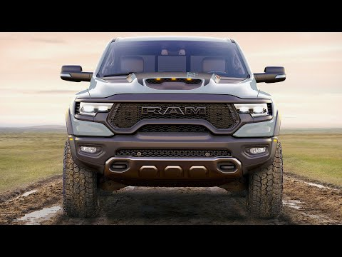 2021 RAM 1500 TRX reveal – Full Details – The Quickest, Fastest and Most Powerful Truck in the World