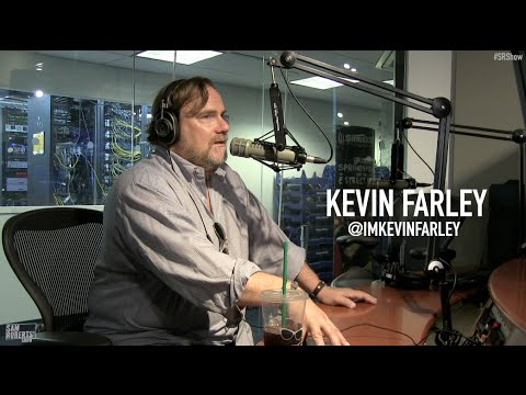 Kevin Farley - I Am Chris Farley, 2Gether, etc- #SRShow
