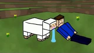Смешные Приколы Minecraft Два друга играют в Minecraft Ржач