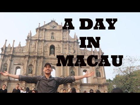 THINGS TO DO IN MACAU - VLOG