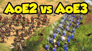 AoE2 vs AoE3: Why is AoE2 more popular?