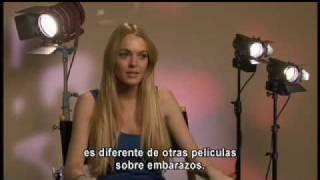 Lindsay Lohan - Un trabajo embarazoso (Labor Pains)