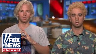 'Party Bros' talk anonymous New York Times op-ed