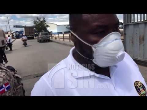 Autoridades mantienen la seguridad en la frontera del país