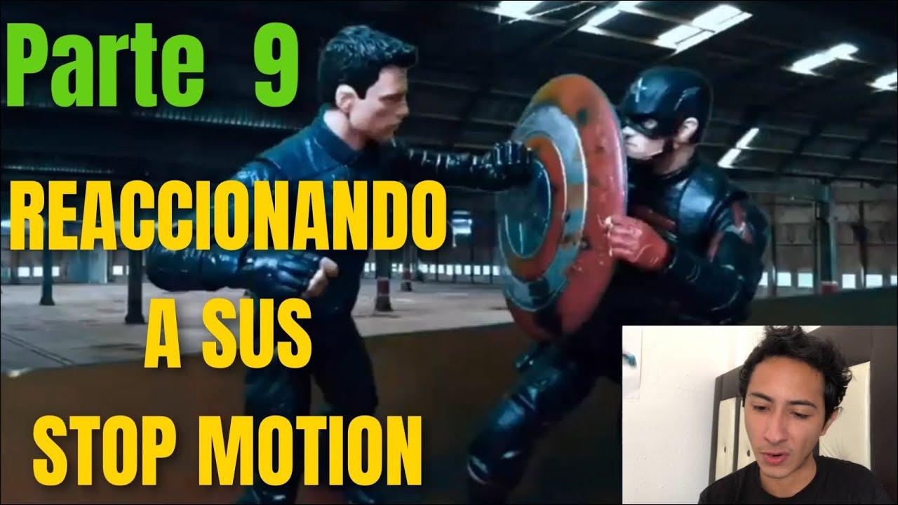 Reaccionando a sus stop Motion- parte 9
