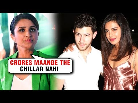 You Won't Believe The Amount Nick Jonas GAVE Parineeti Chopra After The Shoe Stealing Ceremony