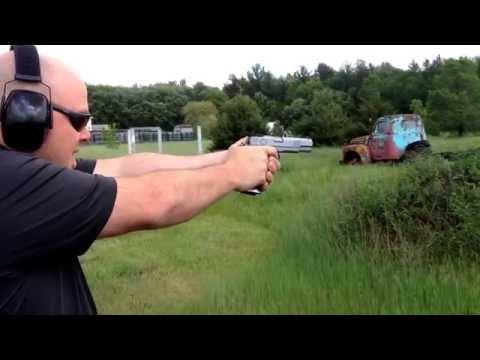 Test Fire Grundhauser Gun Works F3