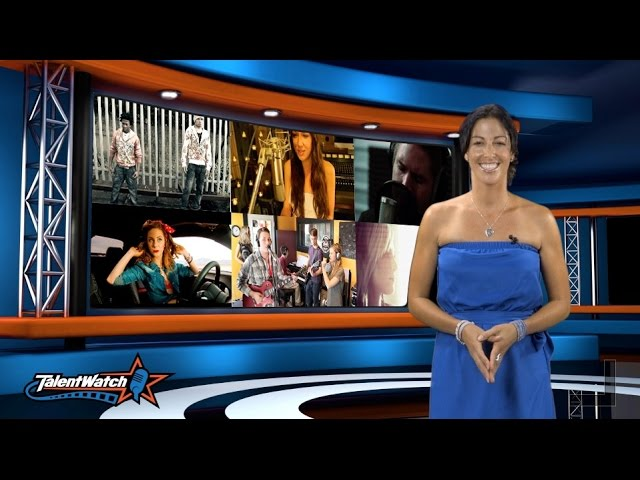 Jordan Green on Talent Watch TV