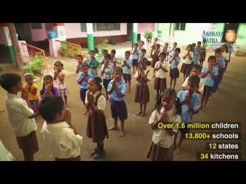 What is The Akshaya Patra Foundation