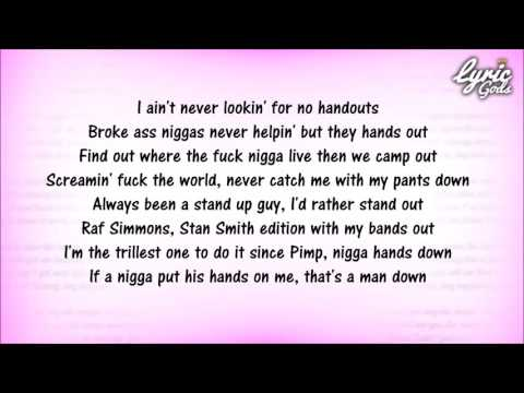 A$AP ROCKY - Lord Pretty Flacko Jodye 2 [Lyrics]
