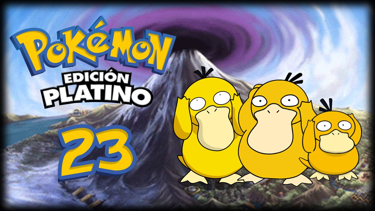 Pokémon Platino Cap23 Los Psyduck De La Ruta 210 Youtube
