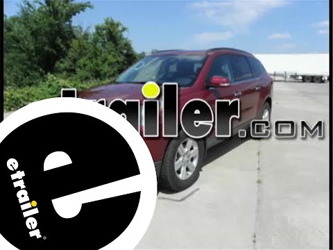 trailer wiring harness installation 2010 chevrolet traverse trailer wiring harness installation 2010 chevrolet traverse etrailer com