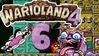 Let's Play Wario Land 4 Part 6: Katzenfutter für Catbat?