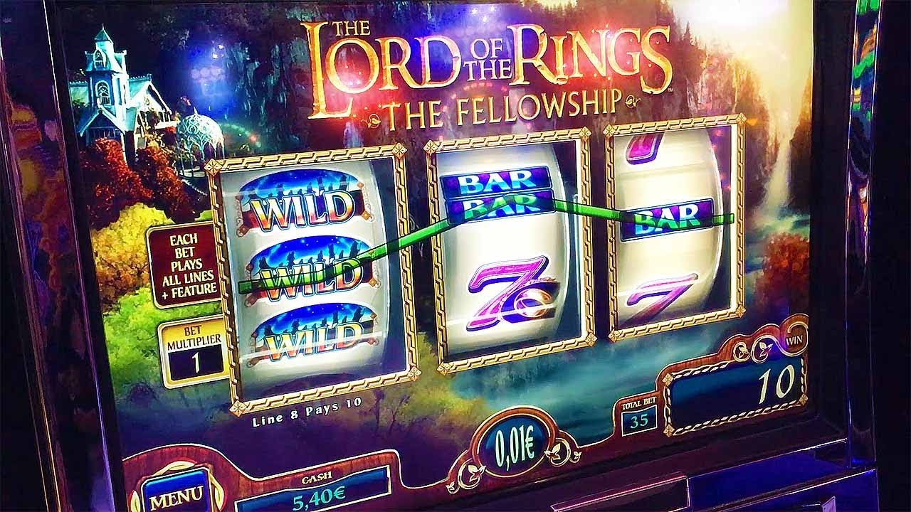 Lord of the Rings Slot Machine Online | Download & Play