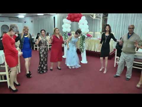 Bijav ko Kumanovo Adelina & Serhan 05 11 2017 Kafana Part 1