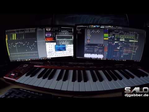 DJ Gabbers' Coldplay - Fix You Cover (Sailo remake)