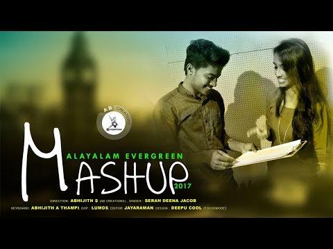 Malayalam Evergreen Mashup 2017 by AB creations