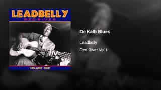 De Kalb Blues