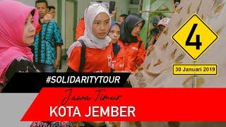 #SolidarityTour JAWA TIMUR - Kab. Jember