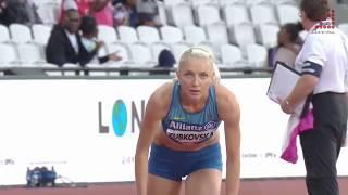 Спортсменка з Чернігівщини вкотре стала чемпіонкою світу зі стрибків у довжину