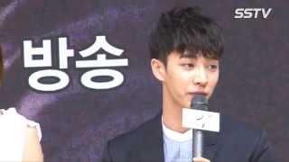 "[SSTV 영상] '미세스 캅' 비스트(Beast) 이기광, ""멤버 윤두준의 연기, 배울 점이 많다"""