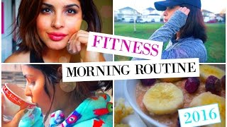 FITNESS MORNING ROUTINE 2016